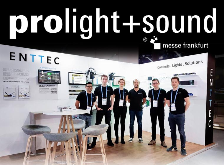 Prolight + Sound 2018